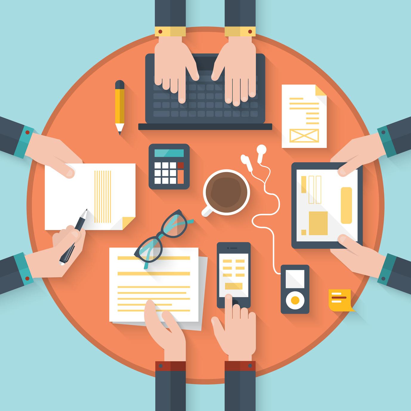 Um novo modelo de trabalho para Freelancers
