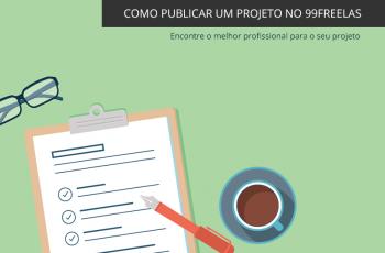Como publicar um projeto no 99Freelas