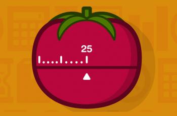 Você conhece as vantagens do método Pomodoro?