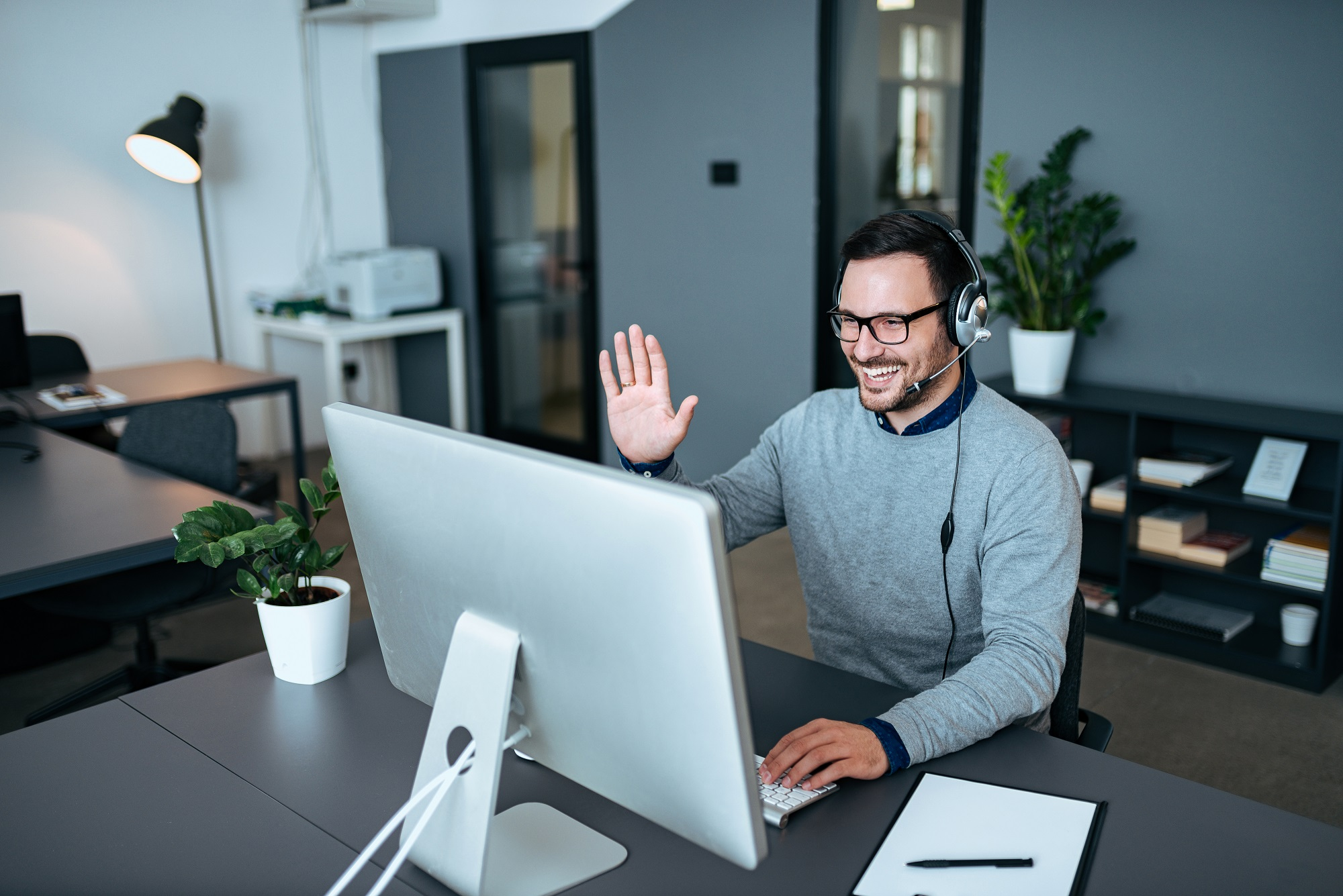 Comunicação e trabalho remoto: como deixar a sua mais eficiente